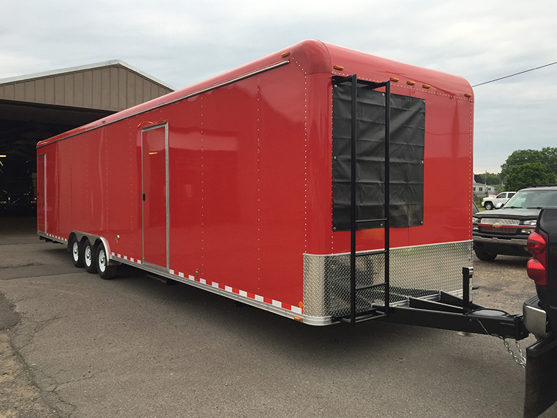 Custom Fire Safety Trailers